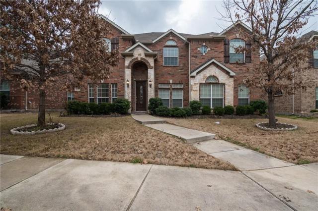 11539 Jasper Drive, Frisco, TX 75035 (MLS #14011596) :: Kimberly Davis & Associates