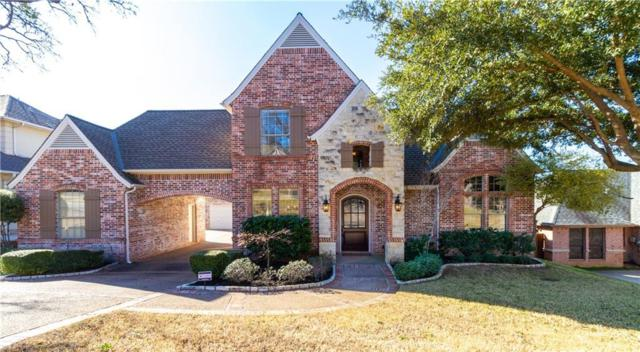 4705 Lakewood Drive, Colleyville, TX 76034 (MLS #14011610) :: RE/MAX Town & Country