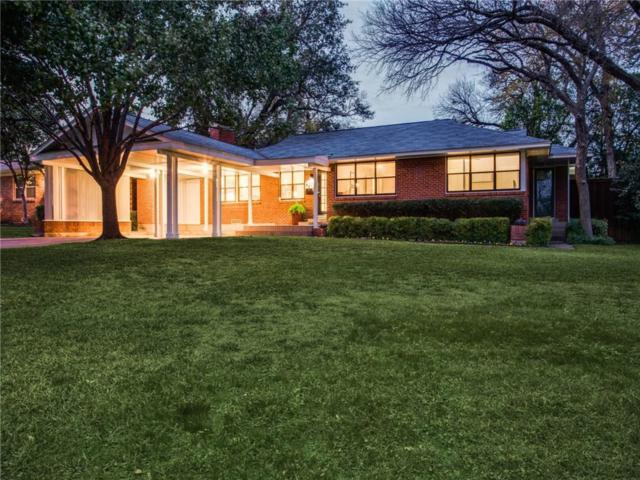 437 Mayrant Drive, Dallas, TX 75224 (MLS #14011899) :: RE/MAX Landmark