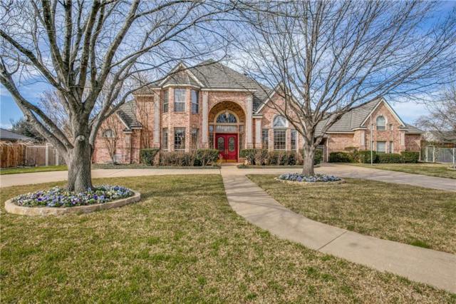 4108 Rosebud Court, Dalworthington Gardens, TX 76016 (MLS #14011914) :: RE/MAX Town & Country