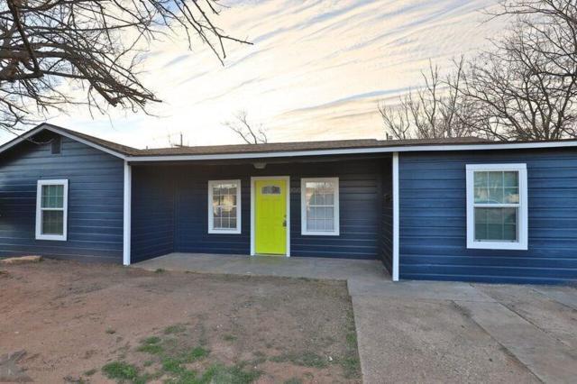 1010 Shelton Street, Abilene, TX 79603 (MLS #14012084) :: Frankie Arthur Real Estate
