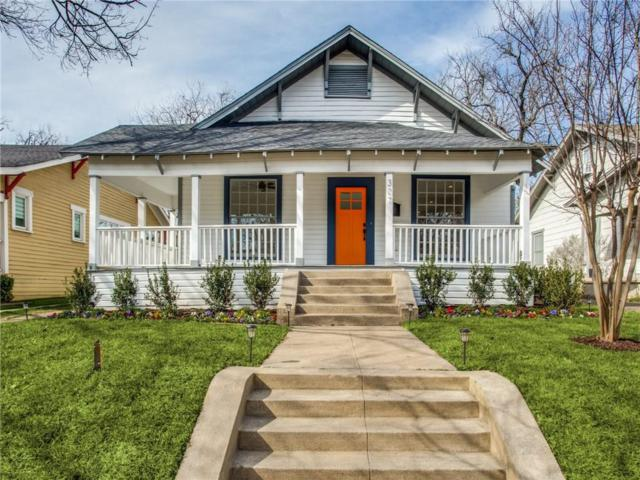 307 N Willomet Avenue, Dallas, TX 75208 (MLS #14012101) :: RE/MAX Landmark
