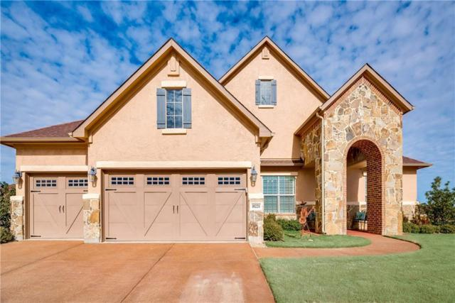 10221 Lindenwood Trail, Denton, TX 76207 (MLS #14012167) :: RE/MAX Town & Country