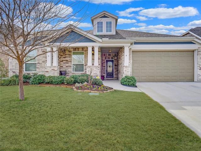 1620 Settlement Way, Aubrey, TX 76227 (MLS #14012211) :: The Good Home Team