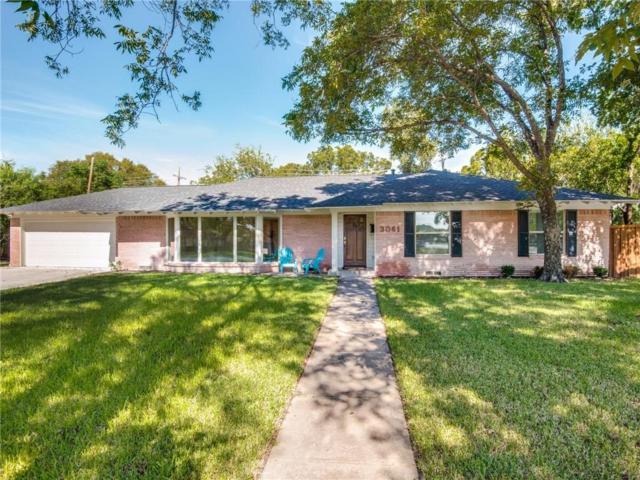 3061 Primrose Lane, Farmers Branch, TX 75234 (MLS #14012239) :: Robbins Real Estate Group
