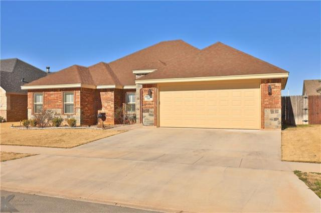 318 Buffalo Springs Drive, Abilene, TX 79602 (MLS #14012259) :: RE/MAX Town & Country