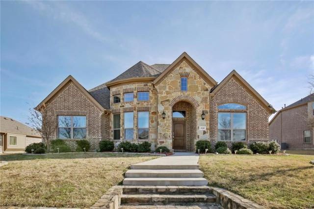 816 Saddlebrook Drive, Desoto, TX 75115 (MLS #14012362) :: Kimberly Davis & Associates