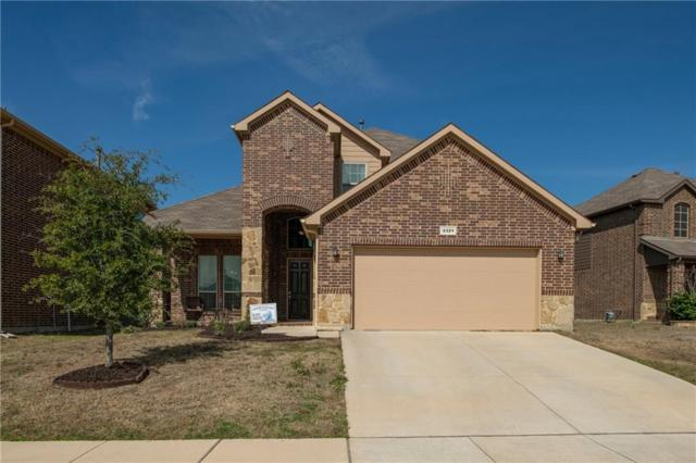 2321 Laurel Forest Drive, Fort Worth, TX 76177 (MLS #14012488) :: The Heyl Group at Keller Williams