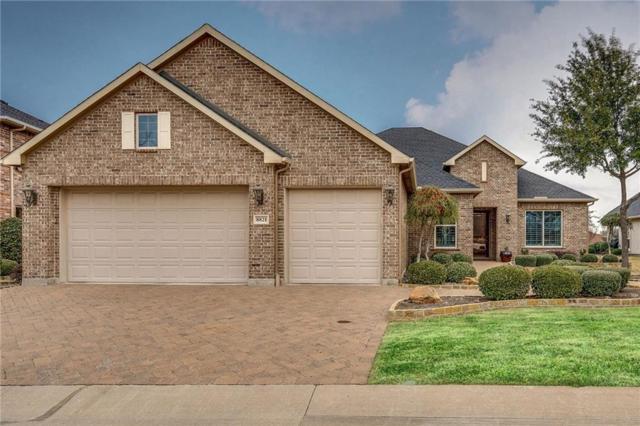 8821 Sarasota, Denton, TX 76207 (MLS #14012506) :: Real Estate By Design