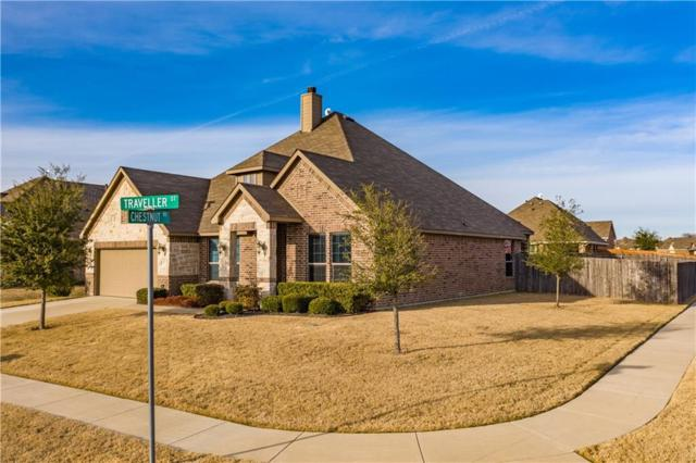 127 Traveller Street, Waxahachie, TX 75165 (MLS #14012587) :: Kimberly Davis & Associates