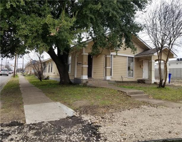 4901 San Jacinto Street, Dallas, TX 75206 (MLS #14012623) :: Team Hodnett