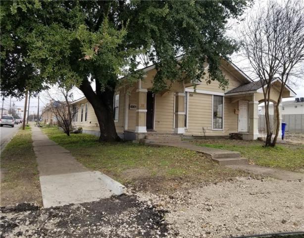 4901 San Jacinto Street, Dallas, TX 75206 (MLS #14012623) :: Van Poole Properties Group