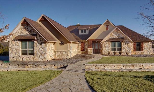 1672 Sawtooth Mountain Road, Graford, TX 76449 (MLS #14012708) :: Kimberly Davis & Associates