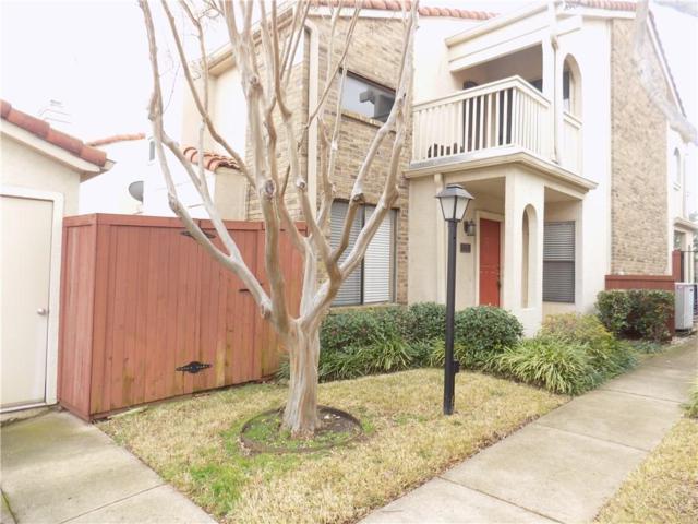 4242 N Capistrano Drive #111, Dallas, TX 75287 (MLS #14012795) :: The Rhodes Team