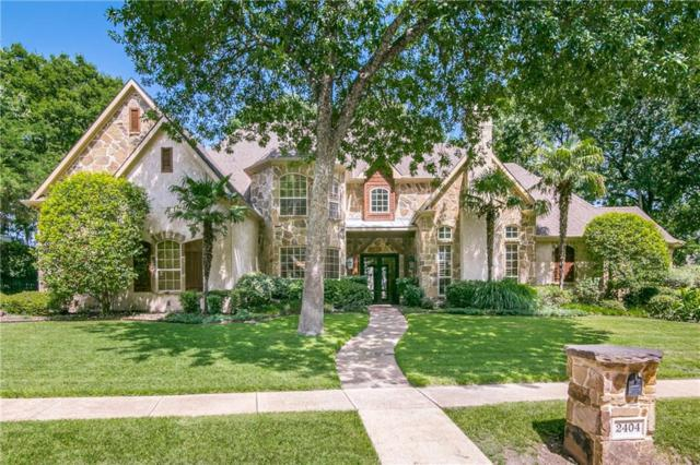 2404 Racheal Drive, Heath, TX 75032 (MLS #14012814) :: Kimberly Davis & Associates