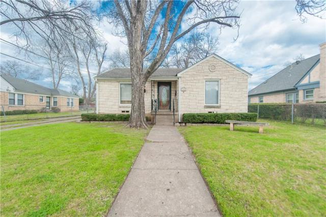 5208 Parkland Avenue, Dallas, TX 75235 (MLS #14012857) :: RE/MAX Town & Country