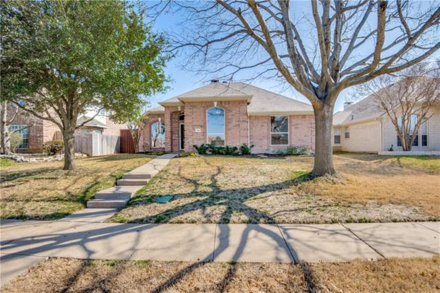 7952 Lancelot Road, Frisco, TX 75035 (MLS #14012877) :: RE/MAX Landmark