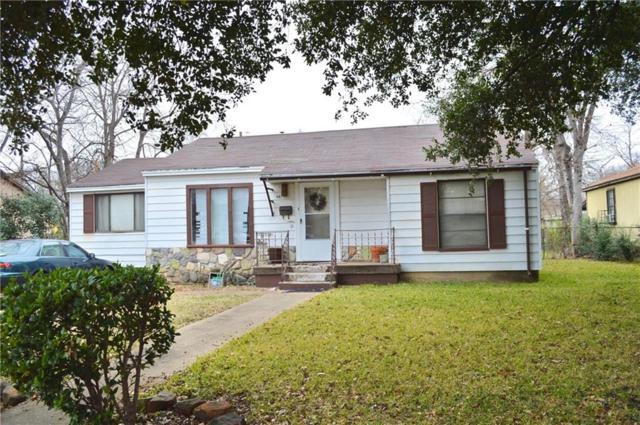 4411 Kelton Drive, Dallas, TX 75209 (MLS #14012905) :: Kimberly Davis & Associates