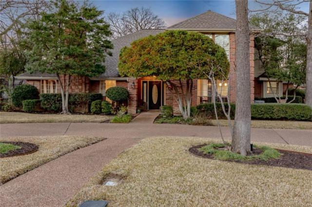 3200 Carisbrooke Court, Colleyville, TX 76034 (MLS #14013010) :: The Tierny Jordan Network