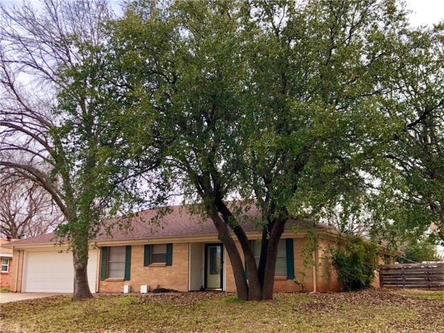 2433 Brentwood Drive, Abilene, TX 79605 (MLS #14013030) :: Frankie Arthur Real Estate