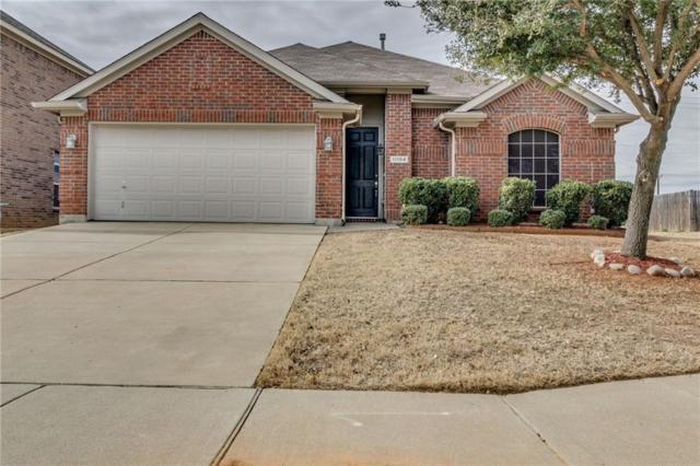 11104 Whispering Brook Lane, Fort Worth, TX 76140 (MLS #14013100) :: Frankie Arthur Real Estate