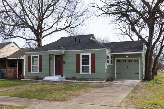 4137 Alamo Avenue, Fort Worth, TX 76107 (MLS #14013141) :: Real Estate By Design