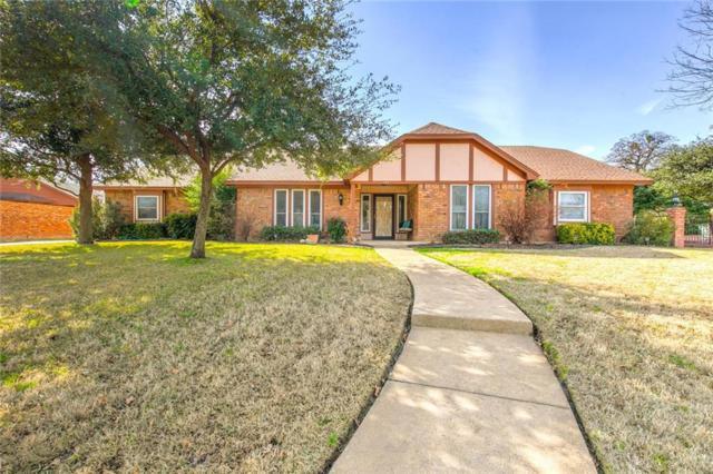 101 Cliffside North Drive N, Burleson, TX 76028 (MLS #14013169) :: Kimberly Davis & Associates