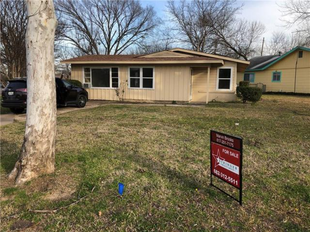 301 Hillcrest Street, Mansfield, TX 76063 (MLS #14013264) :: Frankie Arthur Real Estate