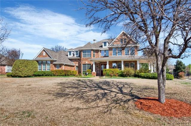 5805 Glenmore Drive, Parker, TX 75002 (MLS #14013302) :: RE/MAX Town & Country