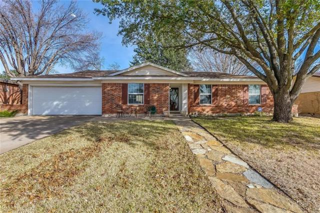 6605 Westrock Drive, Fort Worth, TX 76133 (MLS #14013318) :: RE/MAX Landmark