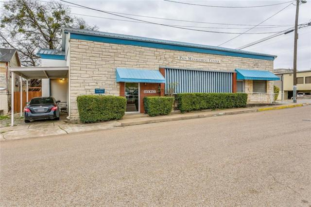 114 N Waco Street, Weatherford, TX 76086 (MLS #14013398) :: The Heyl Group at Keller Williams
