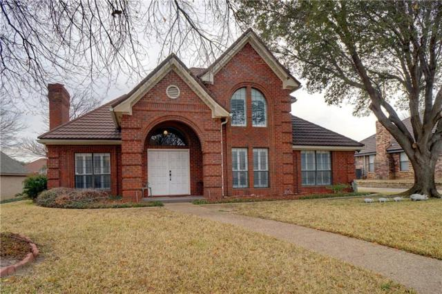 3109 Woodridge Drive, Hurst, TX 76054 (MLS #14013409) :: The Chad Smith Team