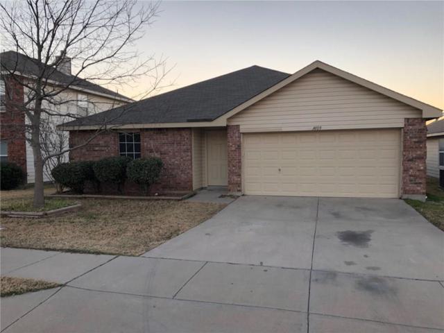 14109 Cochise Drive, Fort Worth, TX 76052 (MLS #14013505) :: The Tierny Jordan Network
