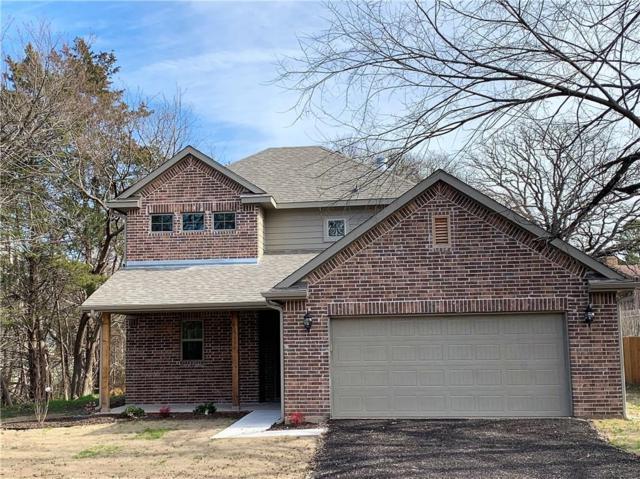 1511 Newman Drive, Sherman, TX 75092 (MLS #14013587) :: RE/MAX Town & Country