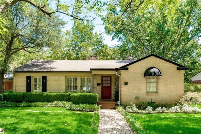 614 Harter Road, Dallas, TX 75218 (MLS #14013601) :: The Good Home Team