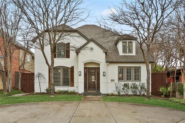 6311 Vanderbilt Avenue, Dallas, TX 75214 (MLS #14013619) :: Van Poole Properties Group