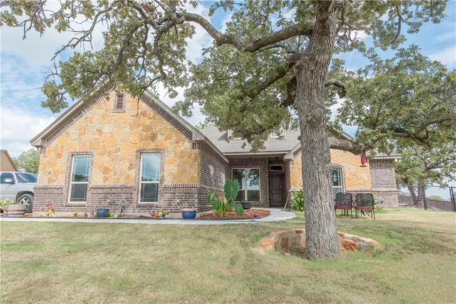 136 Clara Lee Lane, Springtown, TX 76082 (MLS #14013700) :: Kimberly Davis & Associates