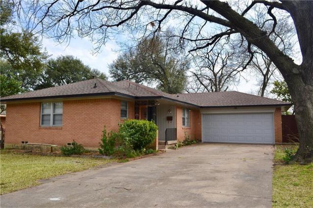 2626 Alden Avenue, Dallas, TX 75211 (MLS #14013734) :: RE/MAX Town & Country