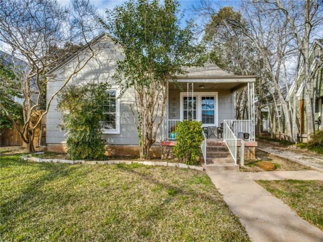 3934 Collinwood Avenue, Fort Worth, TX 76107 (MLS #14013847) :: The Mitchell Group