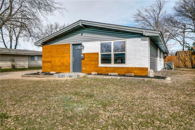 4401 Glenhaven Drive, Garland, TX 75042 (MLS #14013869) :: Frankie Arthur Real Estate