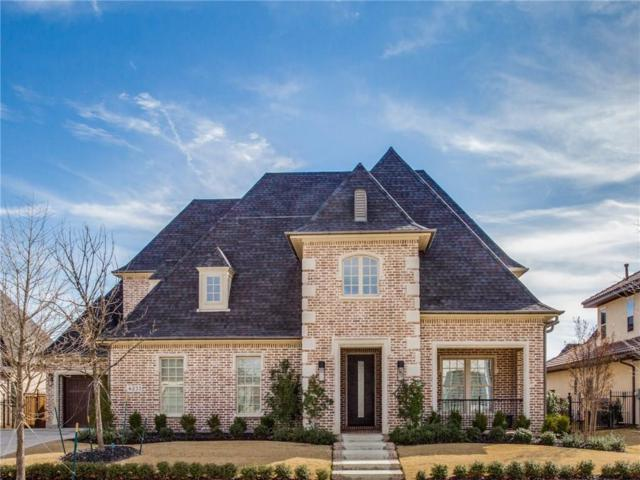 4233 Hickory Grove Lane, Frisco, TX 75033 (MLS #14013885) :: The Chad Smith Team