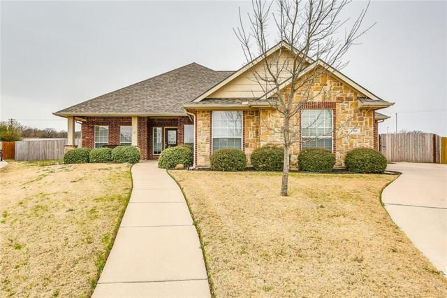 700 Yaupon Court, Burleson, TX 76028 (MLS #14013979) :: Frankie Arthur Real Estate
