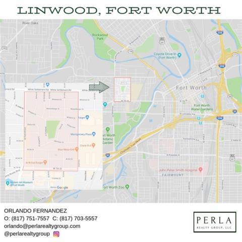 2824 Weisenberger Street, Fort Worth, TX 76107 (MLS #14013983) :: The Mitchell Group