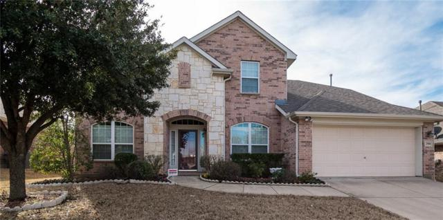 2504 Foxpoint Trail, Arlington, TX 76017 (MLS #14013987) :: Team Hodnett