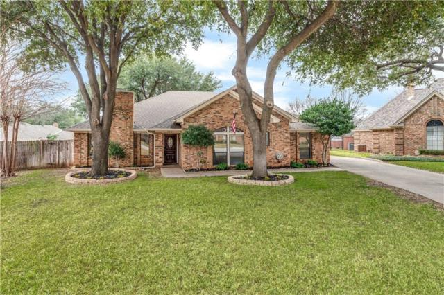 5021 Skylark Court, North Richland Hills, TX 76180 (MLS #14014042) :: RE/MAX Landmark