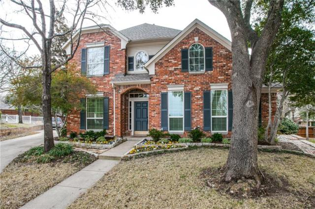 121 La Costa Court, Garland, TX 75044 (MLS #14014048) :: RE/MAX Town & Country