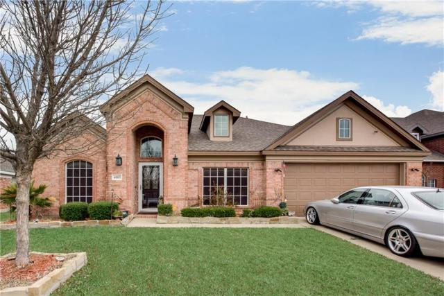 4103 Eagle Drive, Mansfield, TX 76063 (MLS #14014289) :: The Tierny Jordan Network