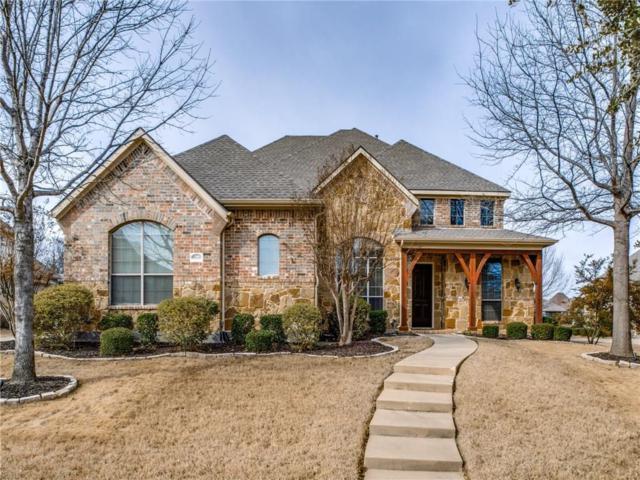 9040 Crockett Drive, Lantana, TX 76226 (MLS #14014293) :: RE/MAX Landmark