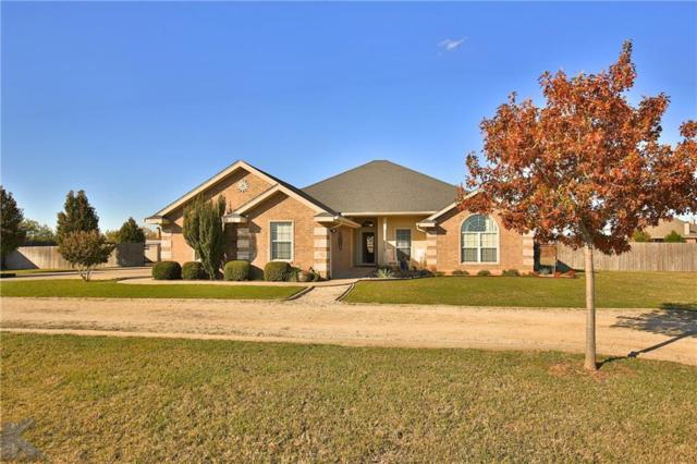 218 Iron Eagle Road, Abilene, TX 79602 (MLS #14014399) :: RE/MAX Landmark