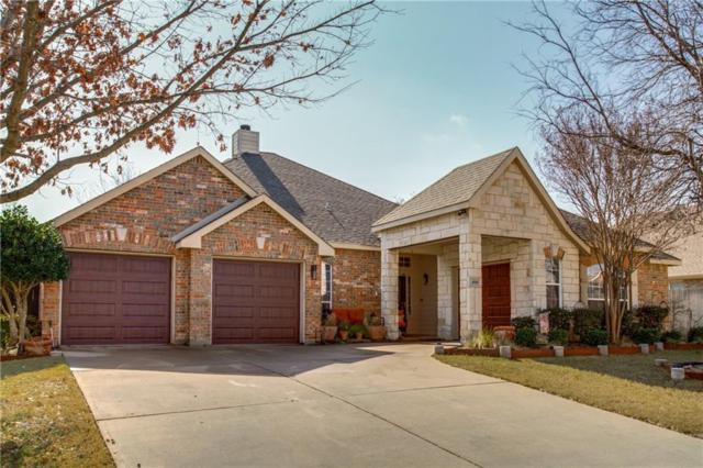 4010 Wildbriar Lane, Mansfield, TX 76063 (MLS #14014555) :: The Tierny Jordan Network